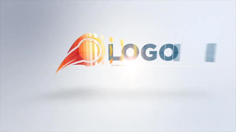 Dynamic Logo Intro Center After Effects Template