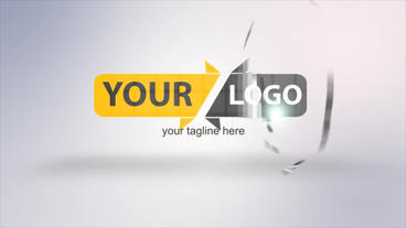 Dynamo Bright Logo Reveal After Effects Template