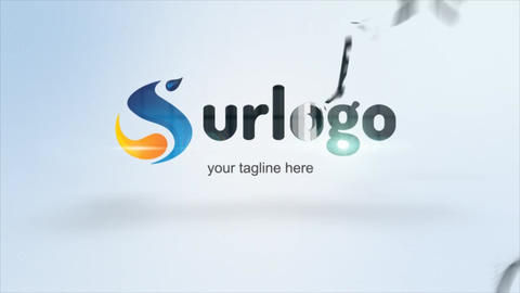Dynamic Logo Intro After Effects Template