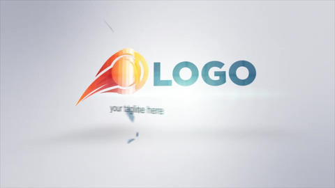 Impressive Logo Promo Zone After Effects Template