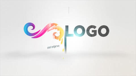 Minimal Logo Hub After Effects Template