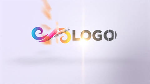 Recover Bright Logo Reveal After Effects Template