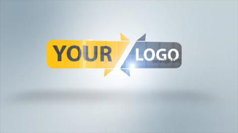 Simplicity Bright Logo Reveal After Effects Template