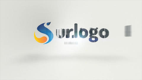 The Dynamic Logo Intro After Effects Template