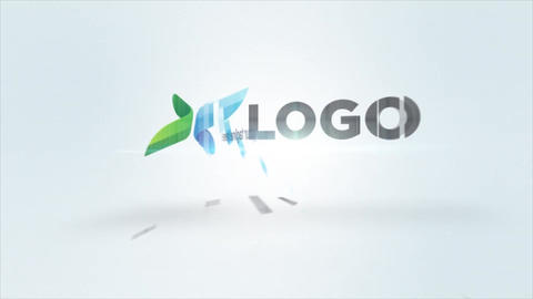 TrueNorth Bright Logo Reveal After Effects Template