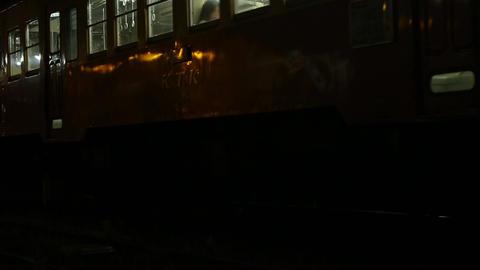Local railway of Japan. , Kazusaushiku Station starting/ローカル線、小湊 Live Action