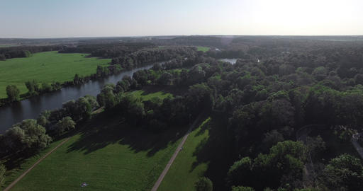 Fields, forests and a river Archivo