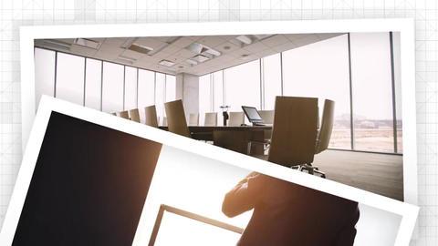 Corporate Logo - Photo Opener // Premiere Pro Premiere Pro Template