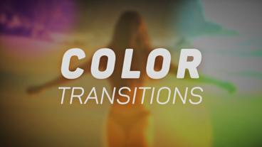 Transitions Color Presets v.1 Premiere Pro Effect Preset
