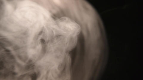 Atmospheric smoke Fog effect. VFX Element. Haze background. Abstract smoke cloud Footage