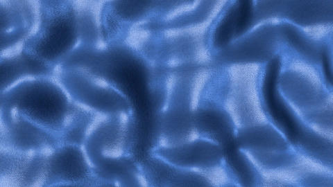 04 cloth Silk Blue Animation