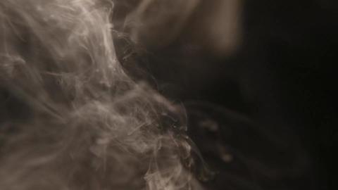 Atmospheric smoke Fog effect. VFX Element. Haze background. Abstract smoke cloud Live Action