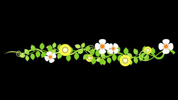 Growing Plant 6 After Effects Template