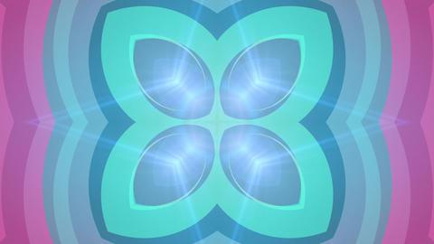 Kaleidoscope Geometric-1 Animation