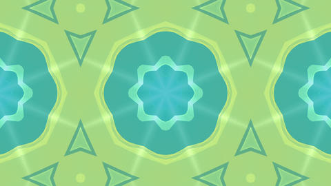Kaleidoscope Geometric-3 Animation