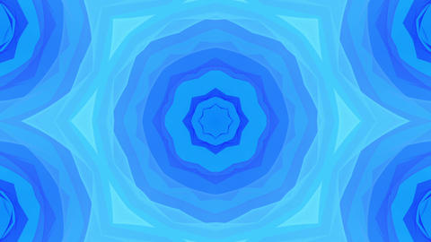Kaleidoscope Geometric-5 Animation