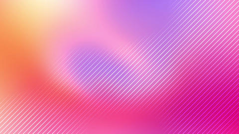 Trendy Colorful Background Animation