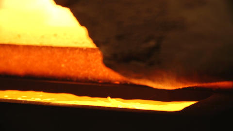 producproduction of gold bullion tion of gold bullion Live Action
