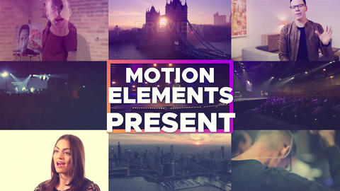 Modern Event Promo After Effects Templates