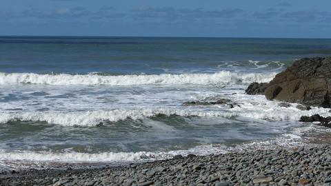 Ocean Surf Footage