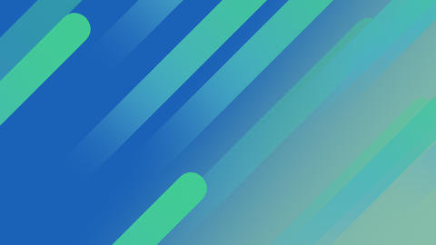 Animated Beautiful Abstract Blue and Green Coloured…, Stock Animation