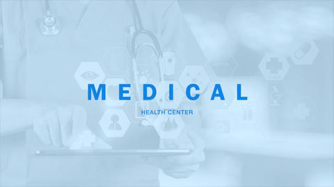 Clean Medical Promo - Medical Opener After Effects Template