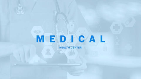 Medical Promo After Effects Template