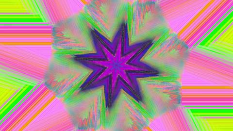 Colorful dynamic cyberpunk elegant iridescent background Footage