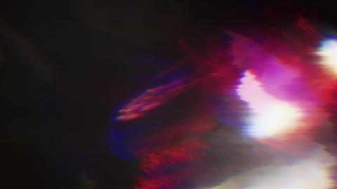 Abstract bokeh futuristic elegant glittering ornament Footage