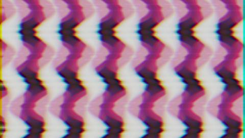 Abstract vintage futuristic elegant iridescent pattern Footage