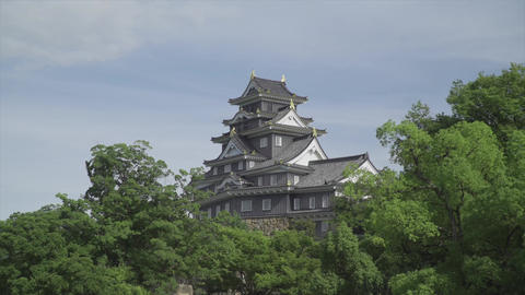 UnKai and Okayama Castle Live Action