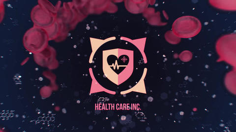Blood Cells After Effects Template