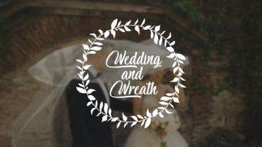Wedding Wreath After Effects Template