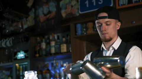 bartender show Tricks Live Action
