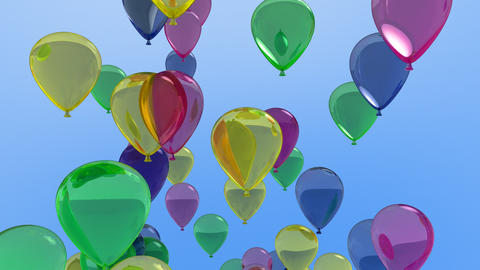 balloons 02 Animation
