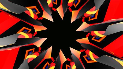 inside object array Stock Video Footage