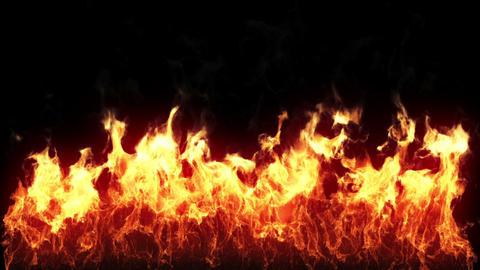 Flame - HD, Loop Stock Video Footage