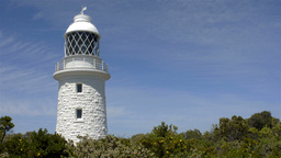 Cape Naturaliste Lighthouse in South West Western Australia Footage