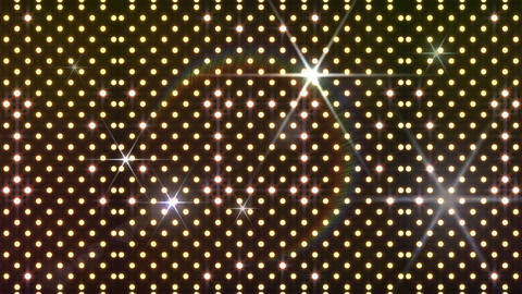 LED Kaleidoscope Wall 2 Bb 1 Na R HD Stock Video Footage