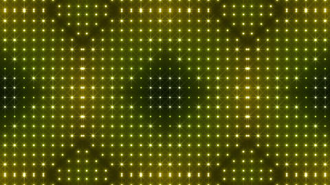 LED Kaleidoscope Wall 2 Bs 1 BTR HD Stock Video Footage