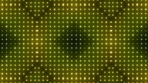 LED Kaleidoscope Wall 2 Bs 1 BTR HD Stock Video Footage