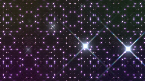 LED Kaleidoscope Wall 2 Bs 1 LRW HD Stock Video Footage