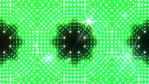 LED Kaleidoscope Wall 2 Cb 2 BTB HD Stock Video Footage