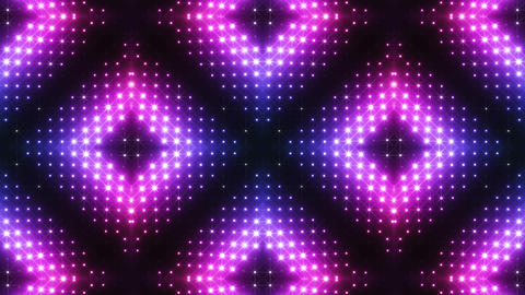 LED Kaleidoscope Wall 2 Cs 1 LRR 2 HD Animation