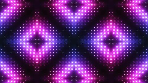 LED Kaleidoscope Wall 2 Cs 1 LRR 2 HD Animation