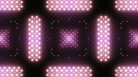 LED Kaleidoscope Wall 2 Cs 2 LRW HD Animation