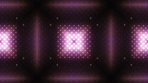 LED Kaleidoscope Wall 2 Cs 2 LRW HD Stock Video Footage