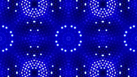 LED Kaleidoscope Wall 2 Gb 1 LRB HD Stock Video Footage