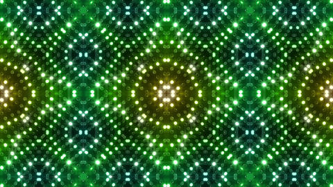 LED Kaleidoscope Wall 2 Gb 1 LRR HD Animation