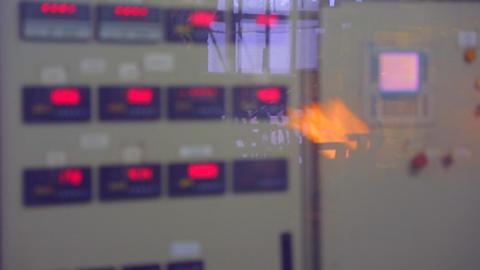 production of heat insulation ビデオ